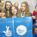 Lottery Grant Funds A Topic Room At Level Two